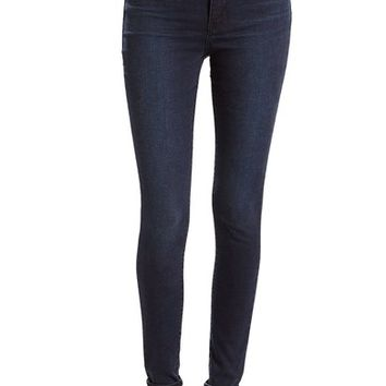 Levi's® Mile High High Waist Super Skinny Jeans (Red Wonder) | Nordstrom