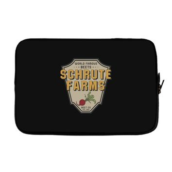 World Famous Beets Schrute Farms Laptop sleeve