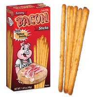 Savory Bacon Flavored Sticks