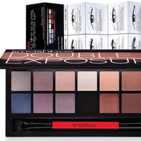 Smashbox Double Exposure Wet Dry Eyeshadow Mascara Palette