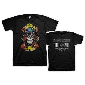 Guns N' Roses | Appetite Tour 1988 T-Shirt