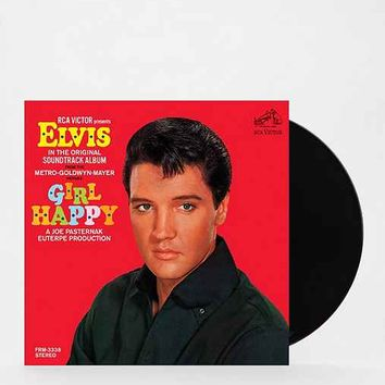 Elvis Presley - Girl Happy - Black One