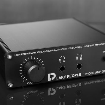Lake People G109 Headphone Amplifier - Massdrop