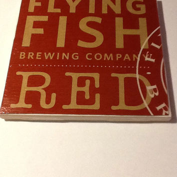 Beer Coaster: Flying Fish (pack of 4)
