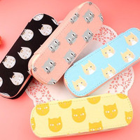 Kawaii Kitty Cat Pencil Case