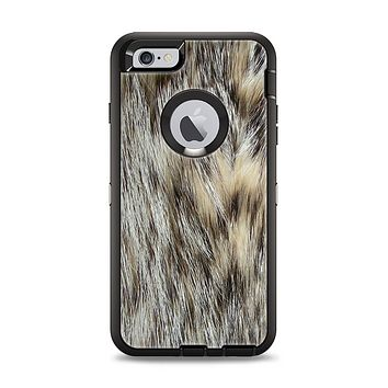 The Furry Animal  Apple iPhone 6 Plus Otterbox Defender Case Skin Set