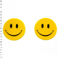 Yellow Smiley Faces Pastease® Pasties Yellow Smiley Faces Pastease® Pasties Yellow A-DD