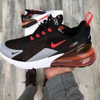 Nike Air Max 270 Mesh comfortable running shoes-1