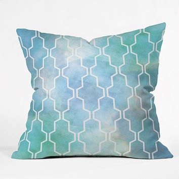 Gabi Catalyst Throw Pillow