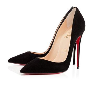 christian:louboutin Brand New Womens Kate Heeled Sandals