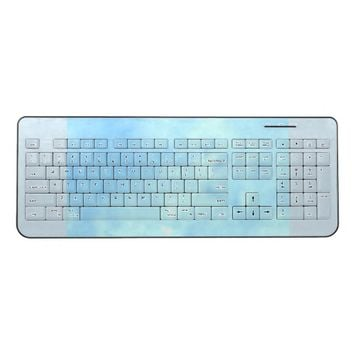 Clouds Wireless Keyboard