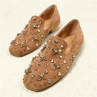 Sparkling Loafers
