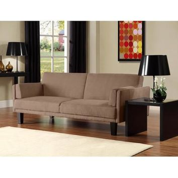 Metro Futon Sofabed, Multiple Colors - Walmart.com
