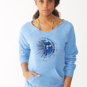 tardis miller 92ladies sweatshirt