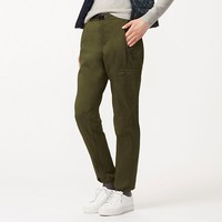 WOMEN WARM-LINED SLIM STRETCH CARGO PANTS | UNIQLO