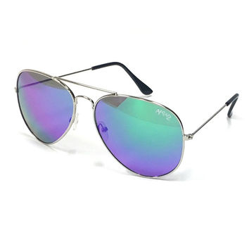 Akinz Bailey Aviator Sunglasses