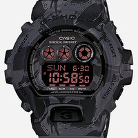 G-Shock Gdx6900mc-1 Watch Camo Black One Size For Men 27022513301