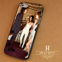 Harry Styles Cara Delevingne Kendall Jenner iPhone 4 5 5c 6 Plus Case | iPod 4 5 Case