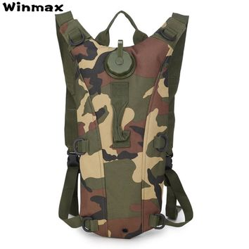2L Water Tactical Hydration Backpack
