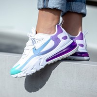 Nike React Air Max 270 Semi-cushioned running shoes