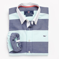 Oxford Rugby Whale Shirt