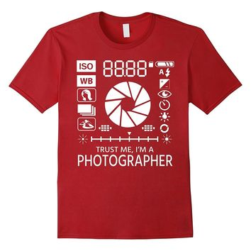 I Love Photography Photographer Shirt Gifts Funny Camera