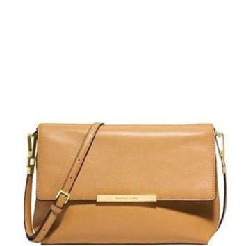 Michael Michael Kors Lana Medium Leather Shoulder Bag