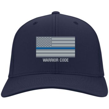 Thin Blue Line Caps
