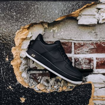 Nike Air Force 1 '07 (Black/Black-Summit White)