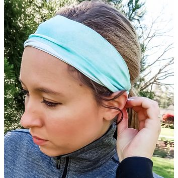 Rise and Grind Athletic Headband