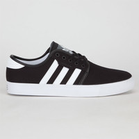 Adidas Seeley Mens Shoes Black/Running White/Black  In Sizes