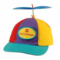 Fao Schwarz Collectible Hat