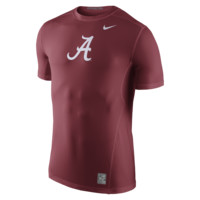 Nike College Hypercool 3.0 Fitted (Alabama) Men's Training Shirt