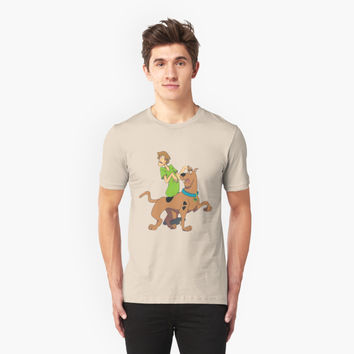 scooby doo by cecildal