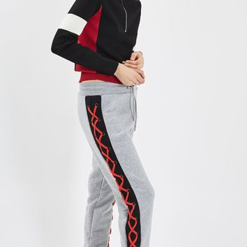 Tie Side Joggers | Topshop