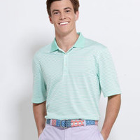 Men's Polo Shirts: Admiral Stripe Polo for Men – Vineyard Vines