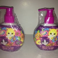 Lisa Frank Hand Soap (Pack of two)