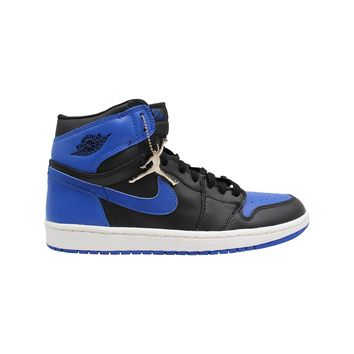 Air Jordan 1 I Men's Retro High Black Royal Blue 2001 Release