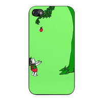 the giving tree iPhone 4 4s 5 5s 5c 6 6s plus cases