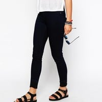 New Look | New Look Denim Jeggings at ASOS