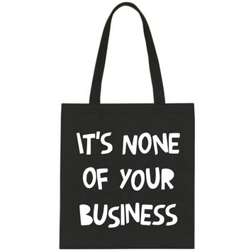 "Harry Styles ""Kiwi // It's None of Your Business"" Tote Bag"