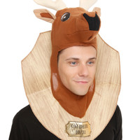 Oh Deer Trophy Head Costume