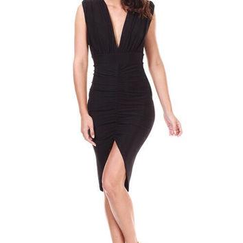 SYNCHED BABE Dress