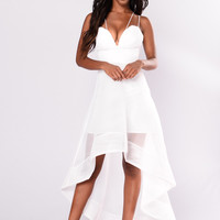 Lovely City Dress - Ivory