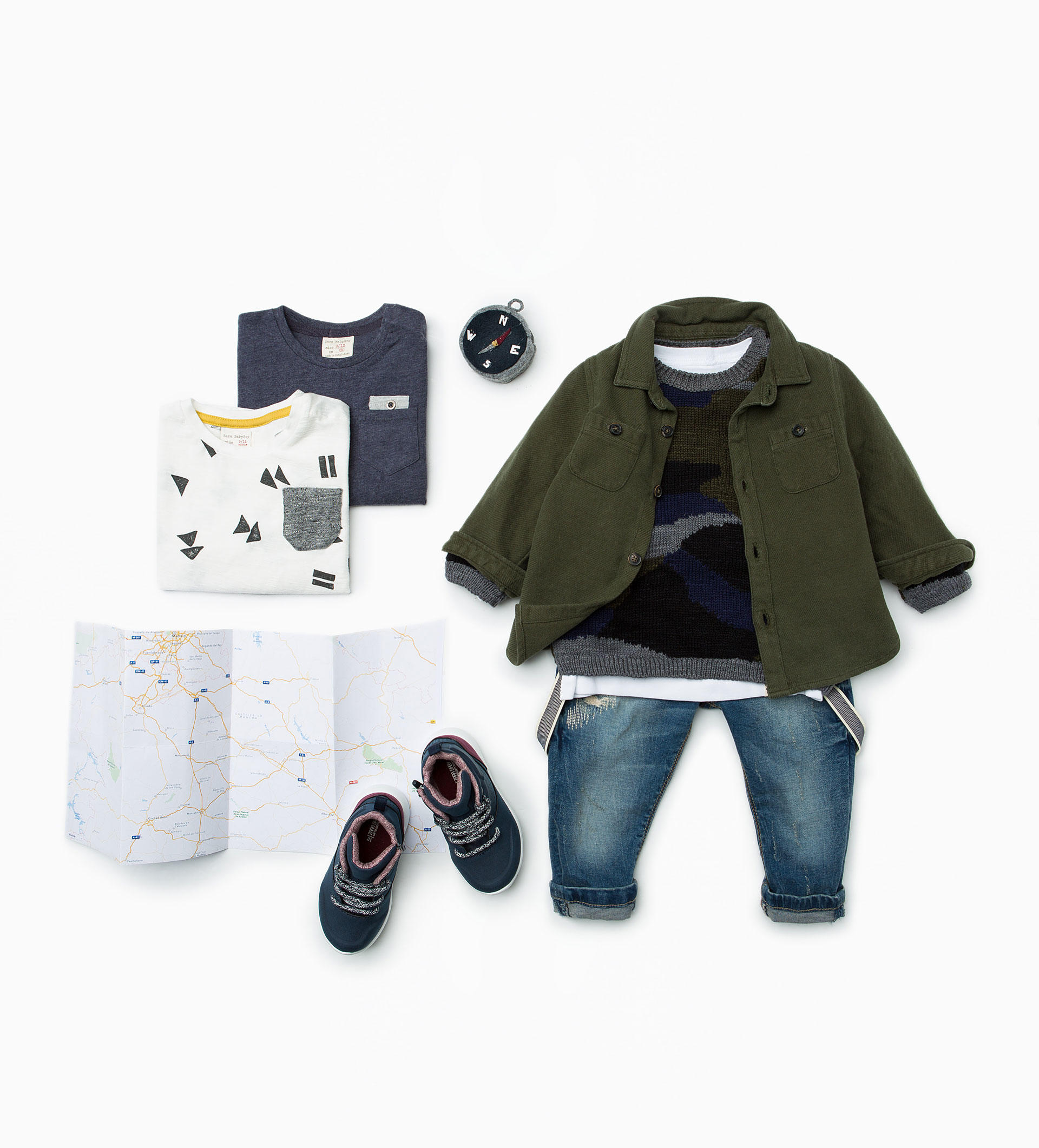 687c6d832c7a Shop by Look - Baby boy (3 months - 3 from ZARA