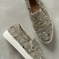 KMB Tweedy Slip-On Sneakers