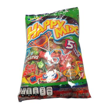 LOLLIPOPS AND HARD FILLED CANDIES  5/2.267G