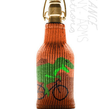 Freaker insulating bottle cover - Lance Tiny-Arms Strong