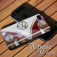 VW Mini Bus for iphone 5/5s,iphone 4/4s, Samsung Galaxy s3 I9300, s4 I9500