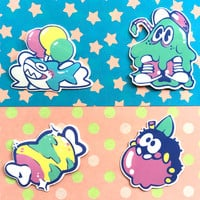 Pin Pals Sticker Pack